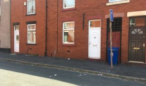 2 BEDROOMED HOUSE TO LET SPRING STREET